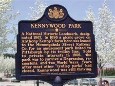 Kennywood Park, Pittsburgh Pa---My dad's told me this is like the best place ever.