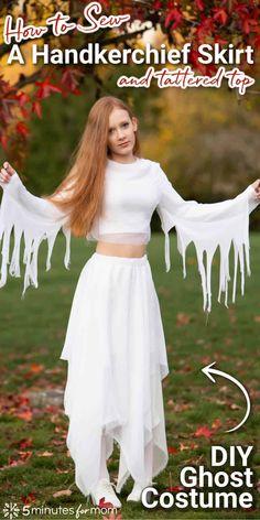 Cute Cat Costumes, Ghost Halloween Costume, Ghost Costumes, Diy Costumes, Halloween Crafts, Holiday Crafts, Holiday Ideas, Halloween Decorations, Diy Ideas