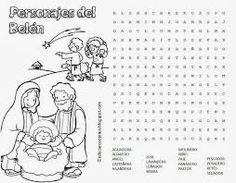 actividades sobre la vida de jesus para niños - Buscar con Google