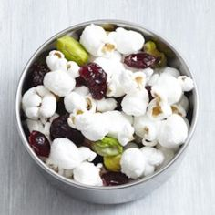 Fruit & Nut Popcorn Trail Mix  - EatingWell.com