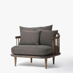 Fly SC1 stol fra &tradition - flere farver - Stole - DesignFund