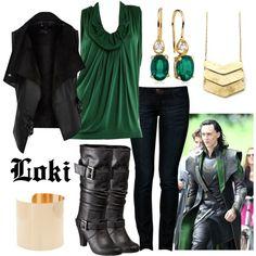Character: Loki Laufeyson Fandom: Marvel Film: Thor, The Avengers Fandom cloths