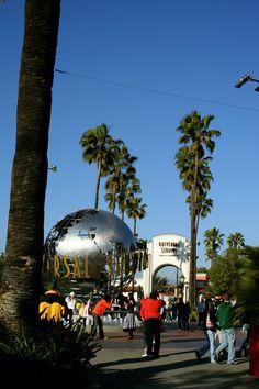 Universal Studios Hollywood - Los Angeles, California USA
