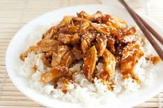 Pollo teriyaki en slow cooker