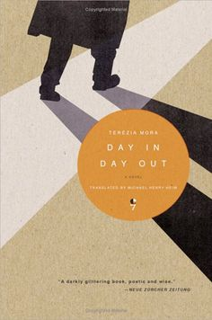 day in day out book design