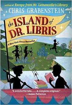 The Island of Dr. Libris: Chris Grabenstein: 9780385388450: Amazon.com: Books