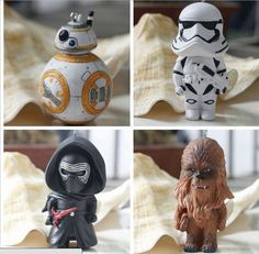 Cheap toy box christmas cards, Buy Quality toy mars directly from China toy dolphin Suppliers:  Star Wars 7 Force Awakening toys 2016 New PVC BB-8 Robot pendant droid Darth Vader Storm Trooper action minifigure Keyc