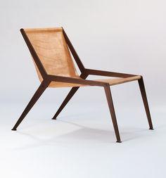 Harlem chair - Tom Faulkner