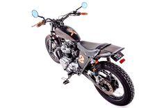 Kawasaki W650 Street Tracker custom build by Garage Project Motorcycles