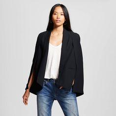 Women's Cape Blazer - Who What Wear ™ : Target