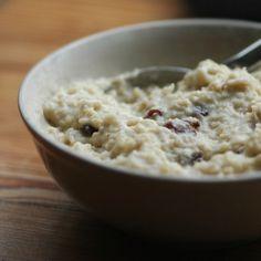 porridge for Goldilocks on Trial