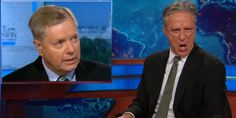 """Jon Stewart Says Obama's Iraq Critics Are 'Dead Wrong About Everything'  - """"Mess O'Potamia"""""""