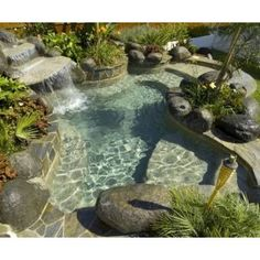 42 Awesome Natural Small Pools Design Ideas Best for Private Backyard – Trendeho … – Garten Ideen Ideas De Piscina, Kleiner Pool Design, California Pools, Small Pool Design, Pond Design, Design Design, Mini Pool, Natural Swimming Pools, Natural Pools