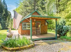 Cute Tiny Cabin For Sale