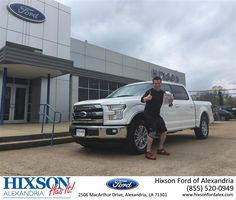 Andrew Gary Paul Montreuil and HIXSON AUTOPLEX made my experience fast and extremely satisfying. The price and service were absolutely unbeatable.  Garrett Corley Thursday, March 19, 2015