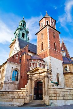 While in Krakow visit the Wawel Cathedral. It is both an extraordinary artistic achievement and Poland's spiritual sanctuary.