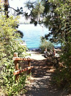 Lake Chelan, WA. State Park