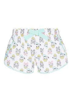 Primark - Pantalón corto de Daisy color menta