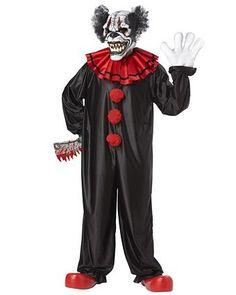 Mens Last Laugh the Clown Costume