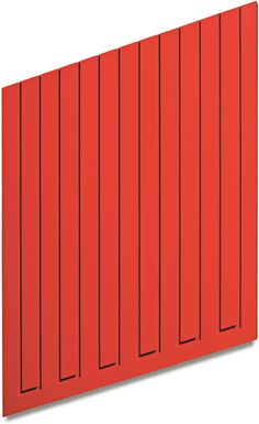 Donald Judd. #artwork #blackandred http://www.pinterest.com/TheHitman14/black-and-red/
