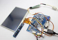 Unsere Anleitung zeigt, wie man den Pi konfigurieren muss, damit Display und Touchcontroller reibungslos funktionieren.