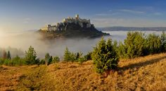 Spis Castle Slovakia - The largest castle in Central Europe