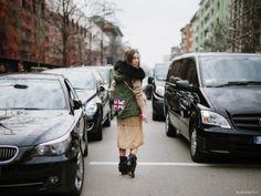 MFW: Street Style (часть 4)