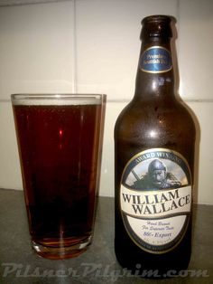 FREEEEDOM!   --   William Wallace Ale
