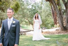 Victoria & Tom - Mozi Photography - Mt. Woodson Castle - First Look (12)