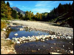 river, waterton national park, canadian rockies, iPhone Location Snaps, iPhone 4S, iPhoneography, southern alberta, landscape