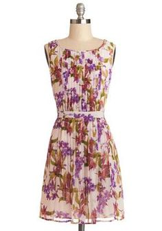 Ring in Spring Dress
