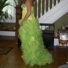 Prom dress High low, worn once Dresses Prom