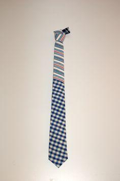Blue Line Tie by Borku