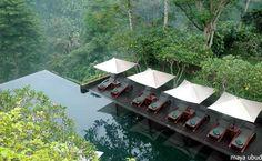 Pools | Maya Ubud Resort & Spa, Bali