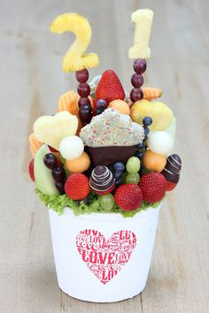 Alles Liebe – Fruity Flowers