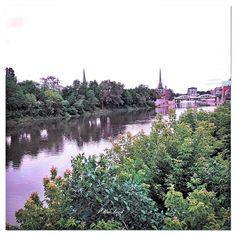 📸 @thatcambridgewoman Pedestrian Bridge, Cambridge, Ontario, Canada, River, Photography, Outdoor, Outdoors, Photograph