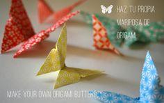 theOPENstudio 79: Mariposas de Origami