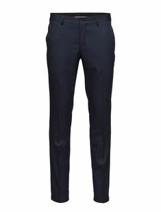 Clothes, Shoes & Accessories Mens 40w 31 Leg Black Trousers Florence And Fred Men's Clothing