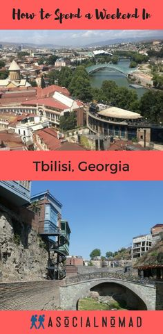 All you need to now about the attractions, restaurants, food, wine and sights of Tbilisi - spend a weekend here or longer! Europe Destinations, Europe Travel Tips, European Travel, Amazing Destinations, Asia Travel, Travel Guides, Travel Articles, Travel Advice, Backpacking Europe