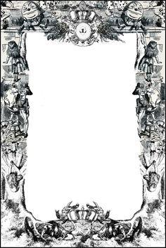 Bdr Alice in Wonderland by Bnspyrd on DeviantArt - Natürliche Gelnägel Alice In Wonderland Crafts, Alice In Wonderland Pictures, Alice Tea Party, Alice Madness, Mad Hatter Tea, Mad Hatters, Outdoor Art, Animal Design, Tattoo Quotes