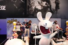 Rabbids VR | by avatar-1 Vr, Sonic The Hedgehog, Avatar, Games, Photos, Fictional Characters, Pictures, Gaming, Toys