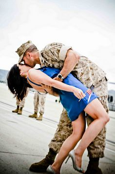 Coming home is so sweet!  .  .  .  image credit:  http://loveofthemilitary.tumblr.com/tagged/military  .  .  .see also:  snow.MyAmbit.com
