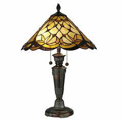 Dale Tiffany Villoria Table Lamp
