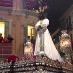 Semana Santa de Málaga, Lunes Santo