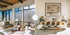 Miss Moss : 8 Homes - Aerin Lauder's Aspen home