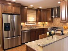 Cabinets from Kitchen Impossible : Home Improvement : DIY Network