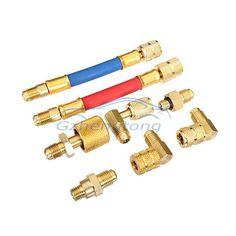 Automotive Air Conditioning 138 Kit Multifunction Adapter Fluoridation TOOL HVAC