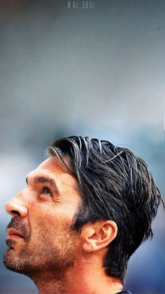 Gianluigi Buffon - the italian keeper. Show respect to this honorable man