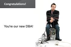 Geek Speak: So You're an Accidental DBA: Now What?  THWACK