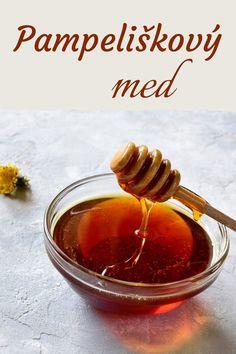 Jednoduchý recept na domácí pampeliškový med. Bylinkový z květů pampelišek, s citronem. Hustý, tmavá zlatavá barva. Honey, Recipes, Food, Gourmet, Lemon, Syrup, Essen, Meals, Eten